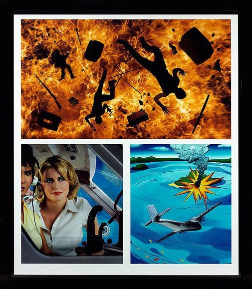 An image of Adventure series #6 by Tracey Moffatt