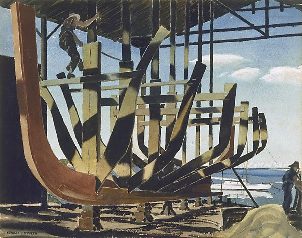 An image of The boat builders
