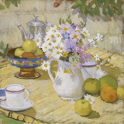 An image of Summer by Margaret Preston