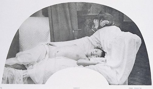 An image of Laudanum 10 by Tracey Moffatt