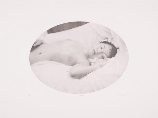 An image of Laudanum 7 by Tracey Moffatt