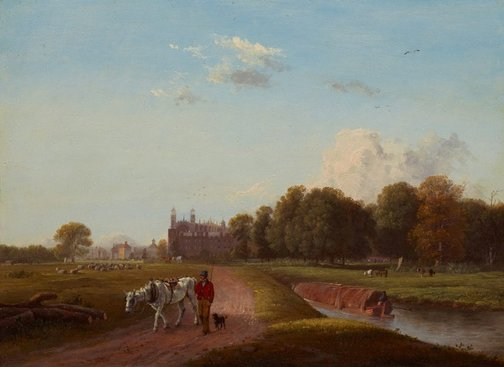 An image of Eton by Edmund Bristow