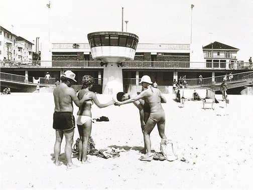 An image of Coogee II 1983-84 by Mark Johnson