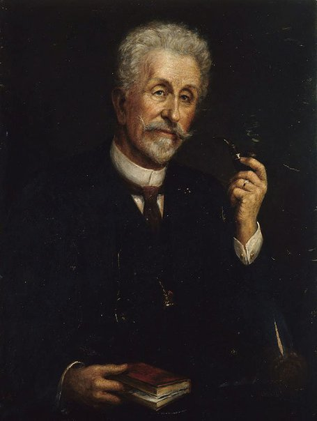 An image of Portrait of Livingston Hopkins by William MacLeod