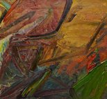 Alternate image of Primrose Hill, autumn by Frank Auerbach