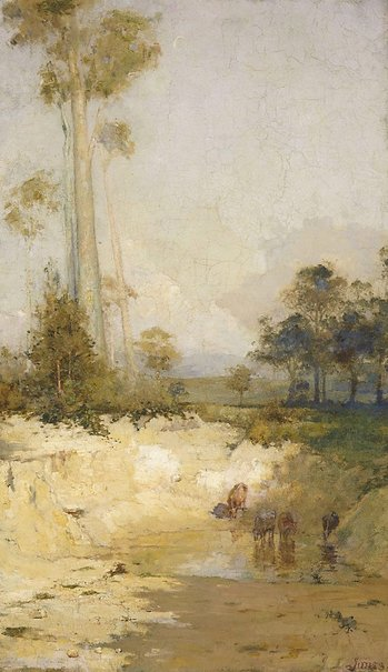 An image of The dry season by J Llewelyn Jones