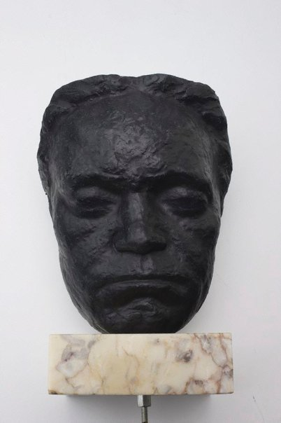 An image of Mask of Beethoven by Arthur Fleischmann