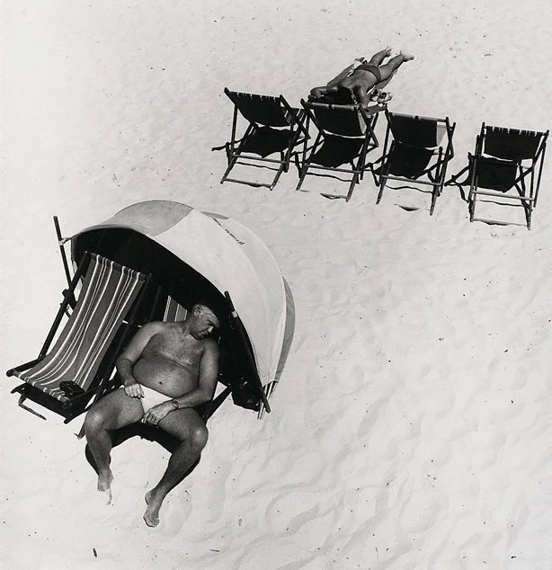 An image of Untitled (Sunbaker, Bondi)
