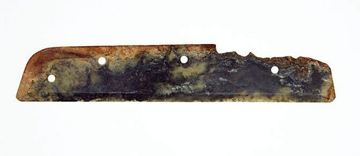 An image of Gui ceremonial blade by