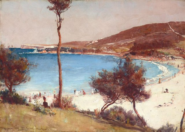 An image of Holiday sketch at Coogee