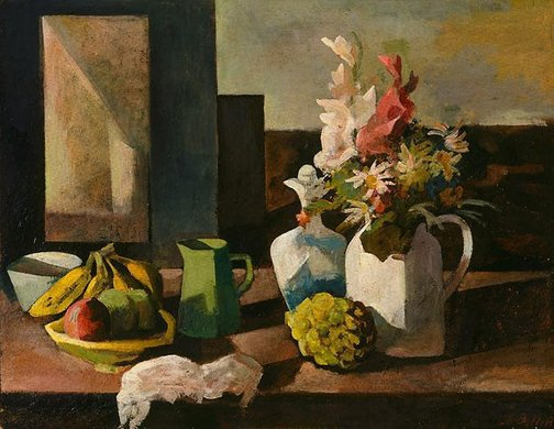 An image of Coastal still life by Jean Bellette