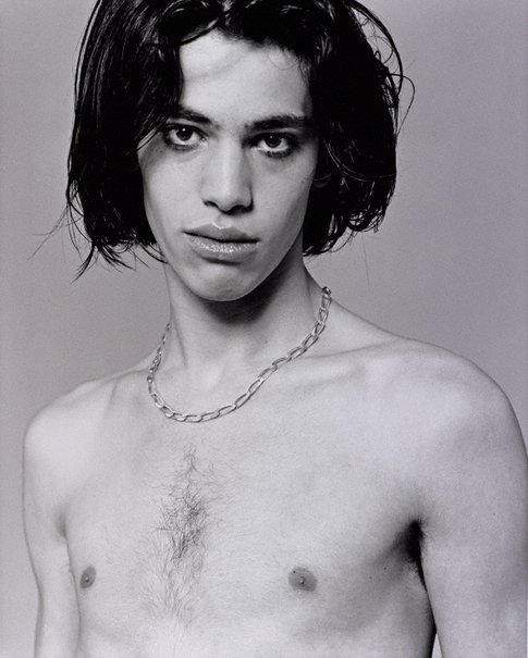 An image of Yannick I by Bettina Rheims