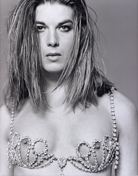 An image of Kim II by Bettina Rheims