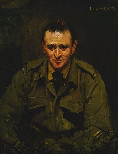 An image of Will Dyson (Sketch portrait) by George James Coates