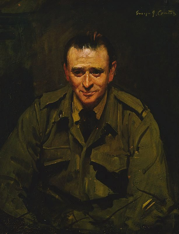 An image of Will Dyson (Sketch portrait)