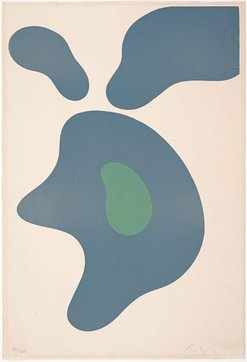 An image of Abstract by Jean Arp