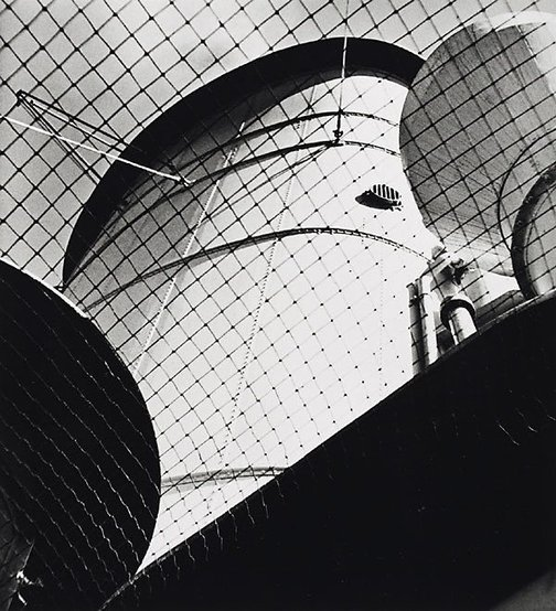 An image of Ship detail, Sydney by David Moore