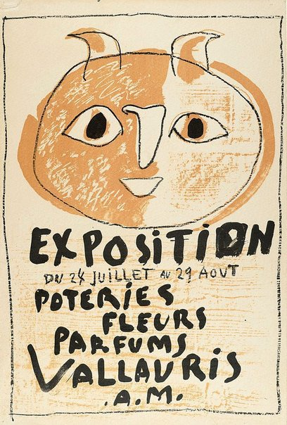 An image of Exposition Vallauris by Pablo Picasso