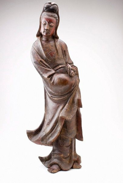 An image of Kuan-Yin by Unknown