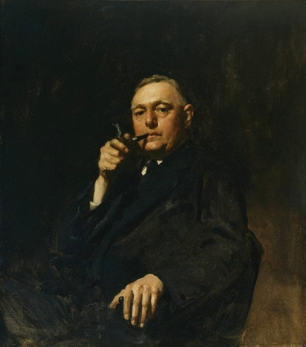 An image of Sydney Ure Smith OBE