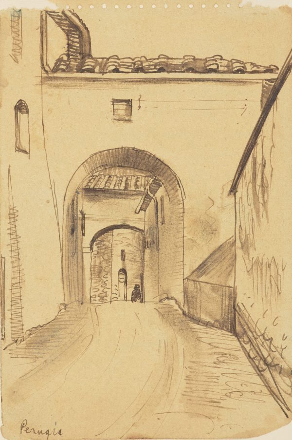 An image of Street in Perugia