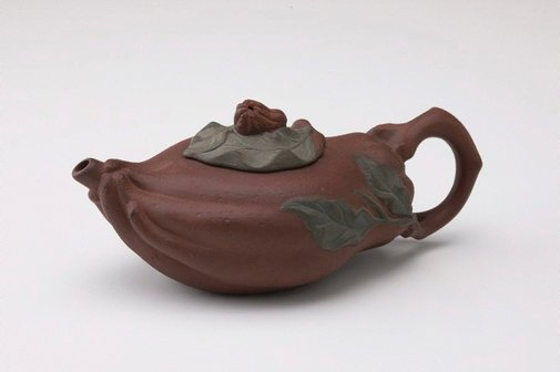 An image of Teapot by Yixing ware
