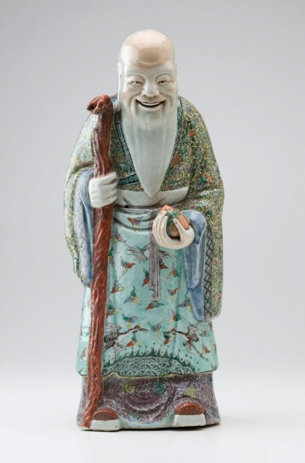 An image of Figure of Tung fang So