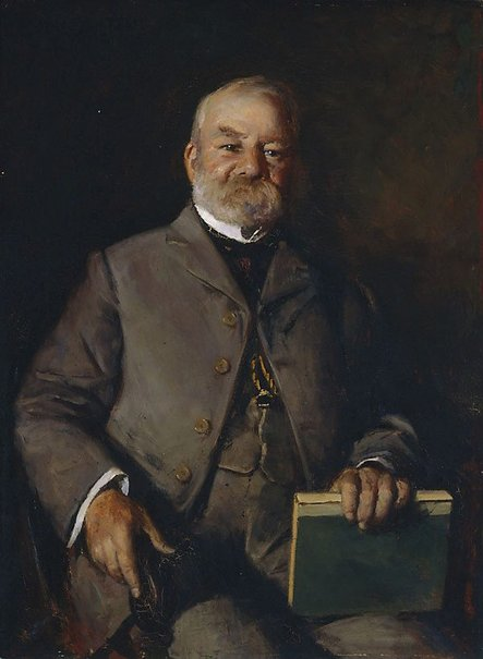 An image of The Hon. Henry Gullett MLC by Julian Ashton