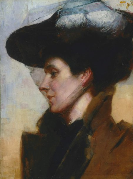 An image of Eileen by Tom Roberts
