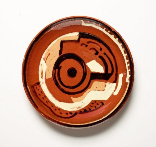 An image of Plate by Anne Dangar