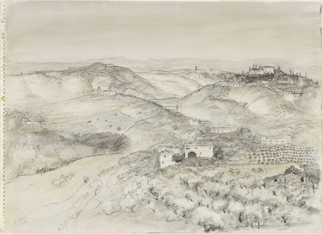 An image of Tuscan Drawing
