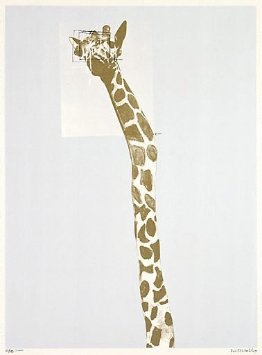An image of Giraffe: no. 5