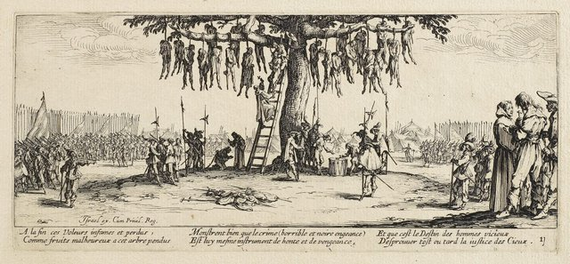 An image of The hanging