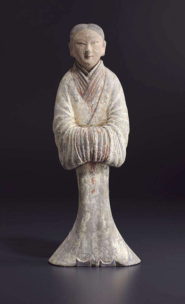 An image of Figure of a lady