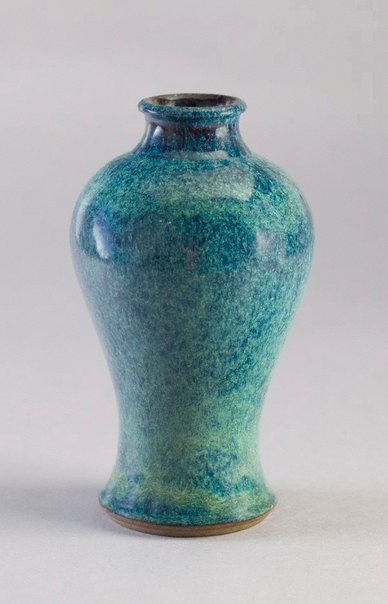 An image of Vase by Mingxiang Ge, Yixing ware