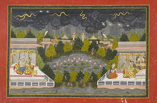 An image of The month of Bhadra by