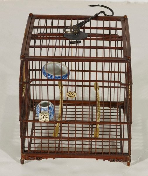 An image of Bird cage by