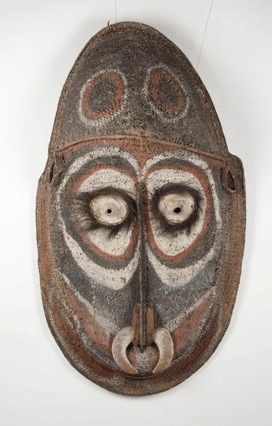An image of Gable mask by