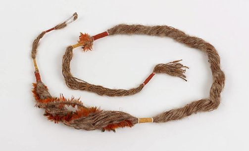 An image of Ceremonial string by Unknown