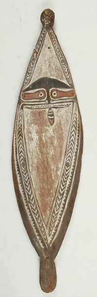 An image of Kwoi (ancestral board) by