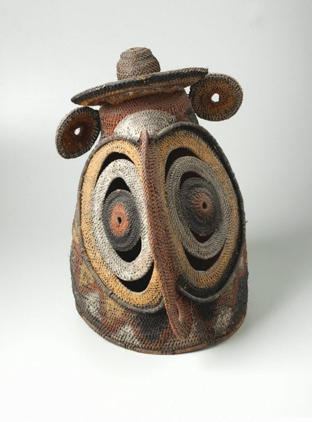 An image of Baba tagwa mask by