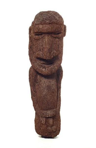 An image of Grade society figure (Male half figure) by