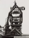 Alternate image of Blast furnaces, Germany, France, Luxembourg, United States by Bernd Becher, Hilla Becher