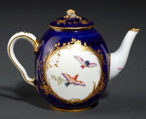 An image of Teapot by Vincennes
