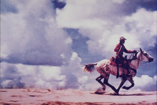 An image of Untitled (cowboy) by Richard Prince