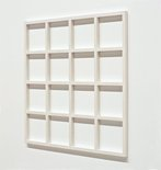 Alternate image of Wall structure 54321 by Sol LeWitt