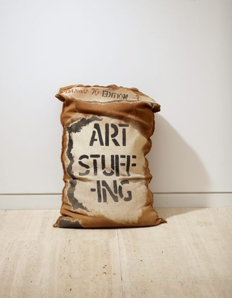 An image of Art stuffing by Aleks Danko