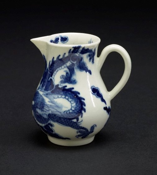 An image of Milk jug by Worcester