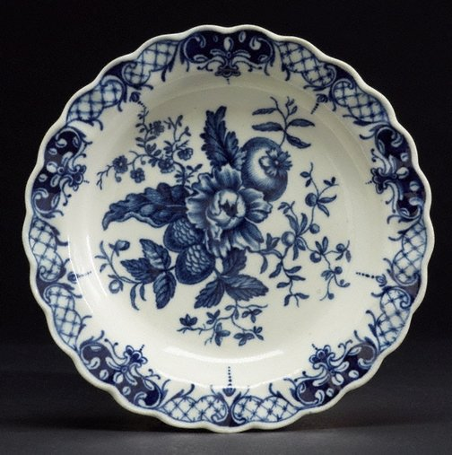 An image of Small dish by Worcester