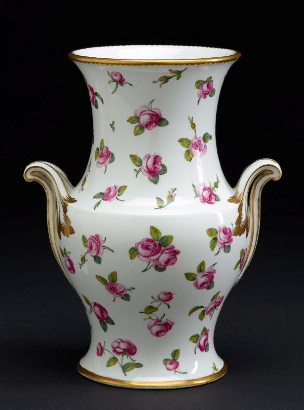 An image of Vase [one of pair]
